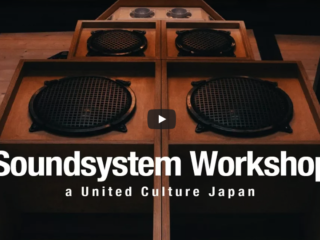 Soundsystem Workshop @ United Culture Japan (U.C.J.)