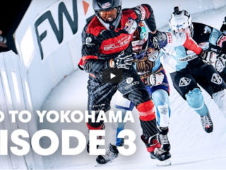 The Road To Yokohama's First Ever Red Bull Crashed Ice Event | Part 3