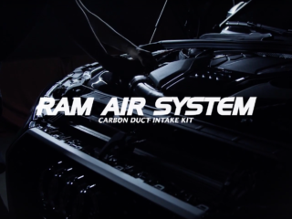 GruppeM 2018 AUDI RS4 Ram Air System 撮影・編集